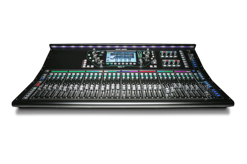 Nowy mikser Allen & Heath SQ-7