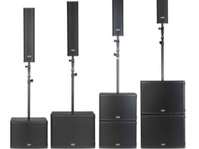 Premiera Dynacord - Vertical Array Systems