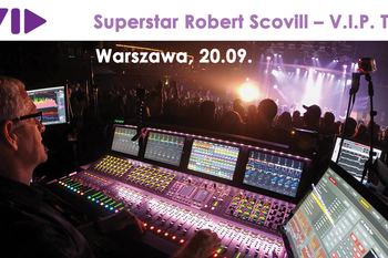 Superstar Robert Scovill – V.I.P. Tour