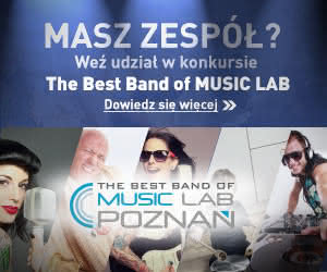 Konkurs The Best Band of MUSIC LAB