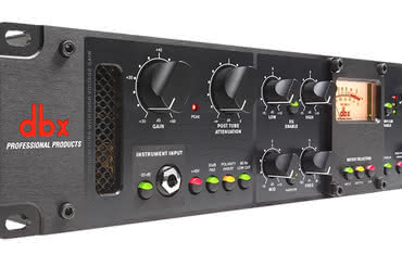 dbx Professional 676 Tube Mic Pre Channel Strip