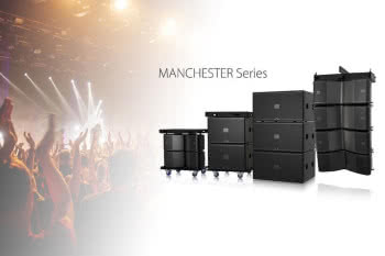 Manchester – nowy system liniowy Turbosound