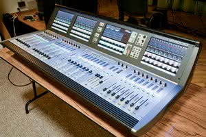 Soundcraft Vi3000. Cyfrowa konsoleta all-in-one