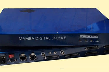 Network Sound Mamba Digital Snake