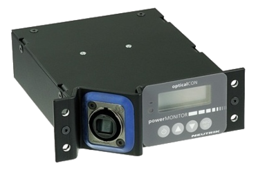 Neutrik opticalCON powerMONITOR
