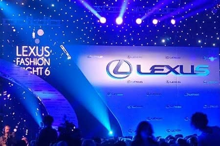 Lexus Fashion Night z Triasem